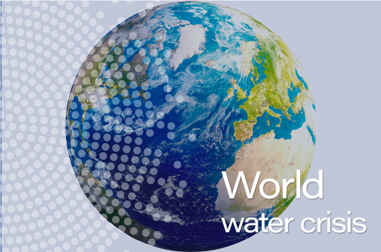 Bio2pure have partnered with world water crisis