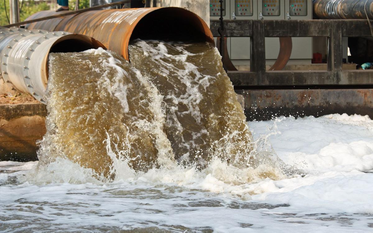 35 MLD Sewage Treatment