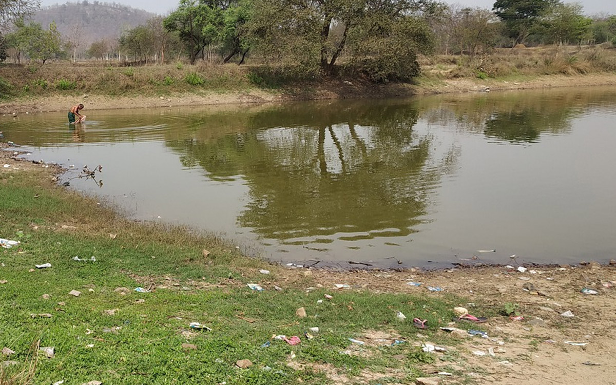 Project Clean Pond Cossipure