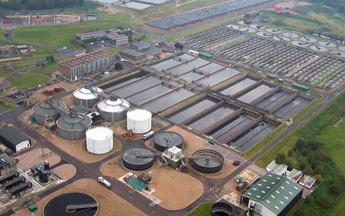 Severn Trent Sewage Treatment
